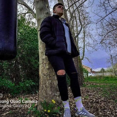 Gergő, 18 éves társkereső férfi - Szolnok