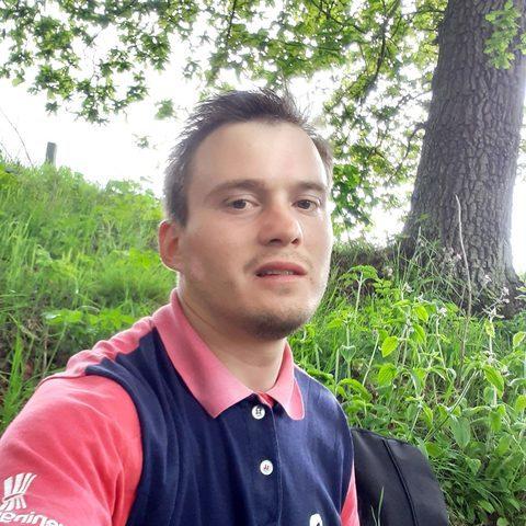 Marton, 26 éves társkereső férfi - Csikszereda
