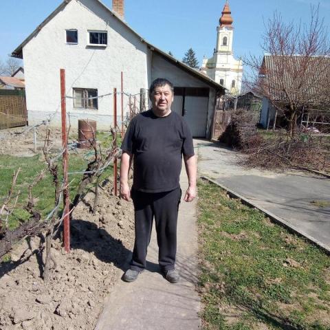 Iszerif, 57 éves társkereső férfi - Aranyosgadány