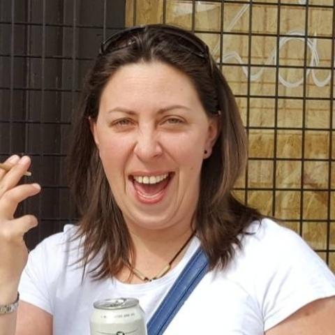 Orsolya, 38 éves társkereső nő - Budapest