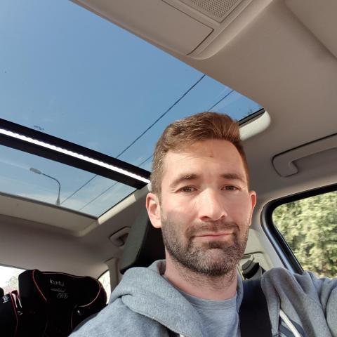 Péter, 42 éves társkereső férfi - Budapest