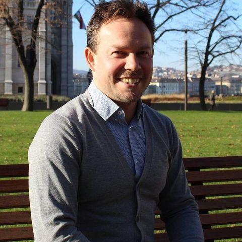 Bálint, 41 éves társkereső férfi - Budapest