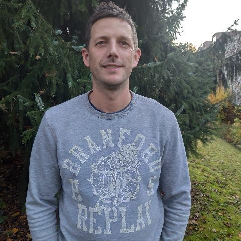 Tamás, 38 éves társkereső férfi - München