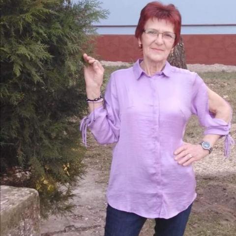 Anna, 69 éves társkereső nő - Tiszanagyfalu
