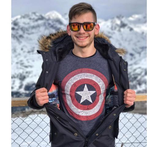 Kadosa, 20 éves társkereső férfi - Pécs