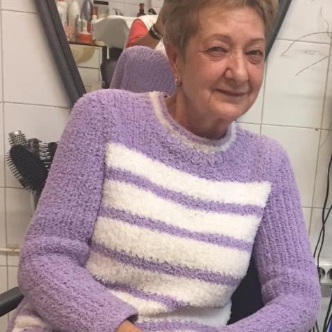 Blanka, 65 éves társkereső nő - Nyírbátor