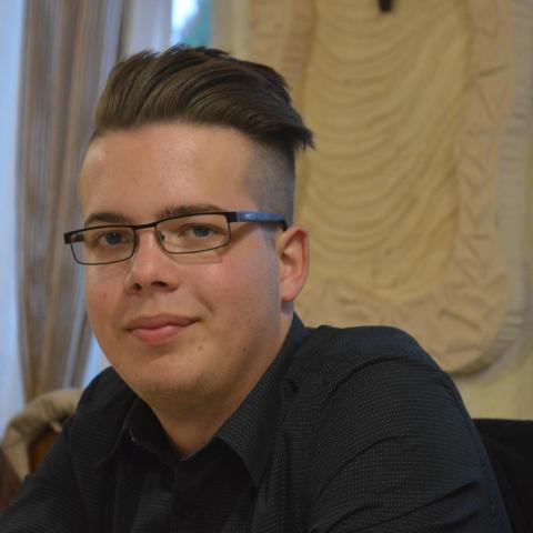 Levi, 21 éves társkereső férfi - Nyíregyháza