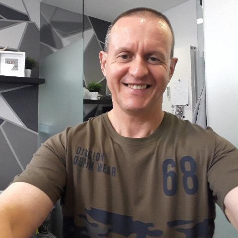 Tamás, 48 éves társkereső férfi - Szeged