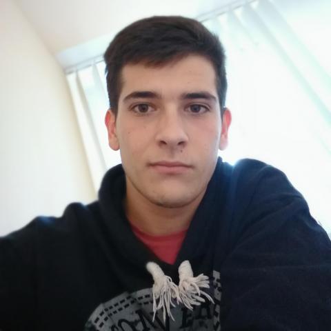 Ferenc, 23 éves társkereső férfi - Balinka