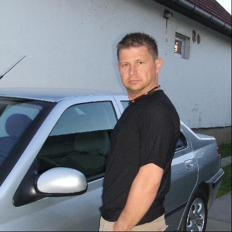 Árpád, 44 éves társkereső férfi - Szeged