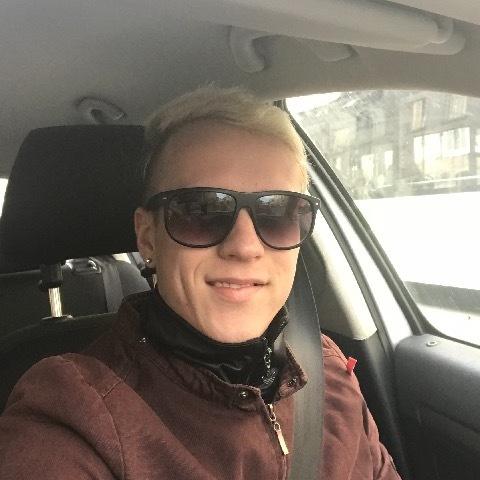 Dávid, 23 éves társkereső férfi - Miskolc
