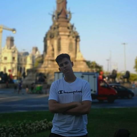 Jani, 20 éves társkereső férfi - Kisvárda