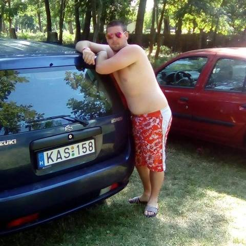 Attila, 27 éves társkereső férfi - Görbeháza