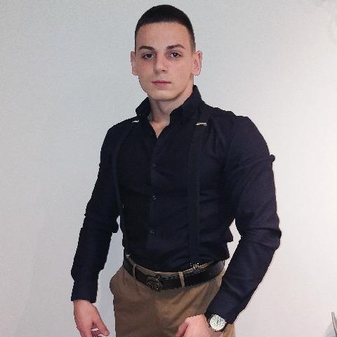 Péter, 23 éves társkereső férfi - Kisvárda