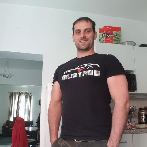 Andris, 33 éves társkereső férfi - Manchester