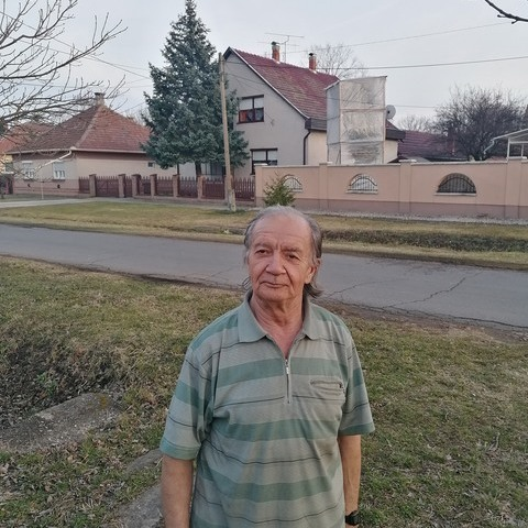 Lajos, 70 éves társkereső férfi - Gyula