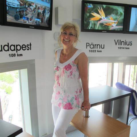 Zsuzsa, 59 éves társkereső nő - Siófok