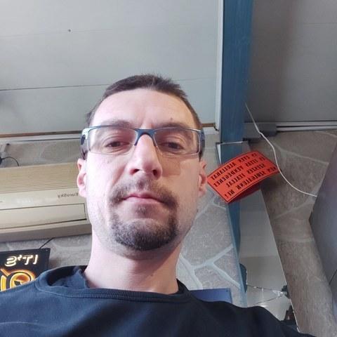 Máté, 37 éves társkereső férfi - Tét
