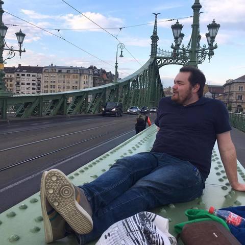 András , 30 éves társkereső férfi - Budapest
