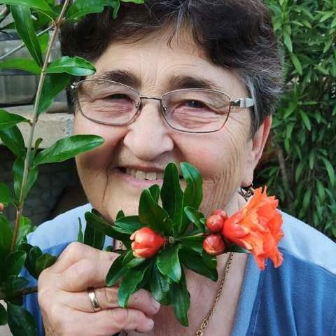 Terézia, 70 éves társkereső nő - Maglód