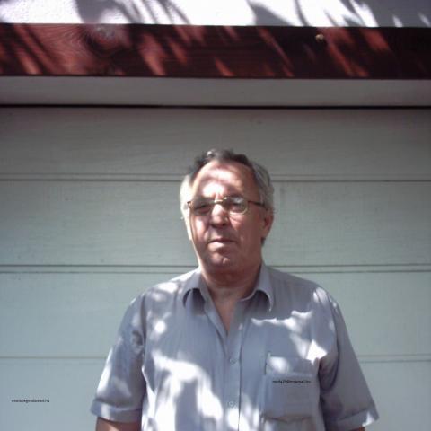 Laci, 70 éves társkereső férfi - Várpalota