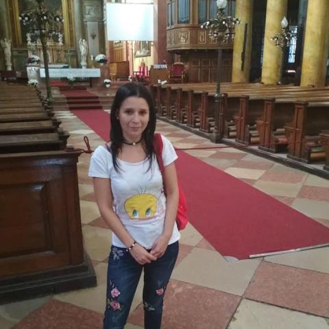Krisztina, 31 éves társkereső nő - Miskolc