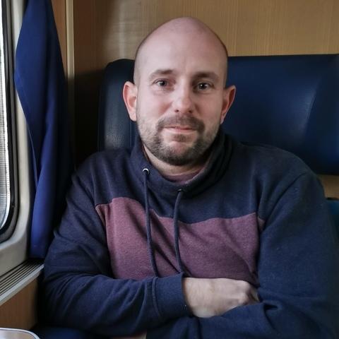 Attila, 35 éves társkereső férfi - Budapest