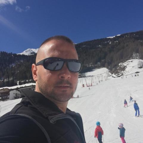 Tamás, 35 éves társkereső férfi - Békés