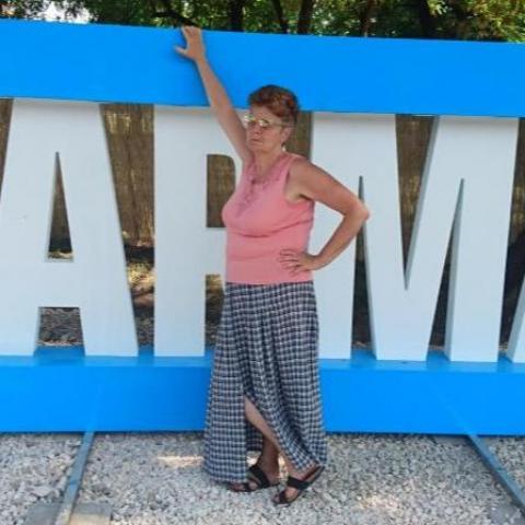 Éva, 62 éves társkereső nő - Szeghalom