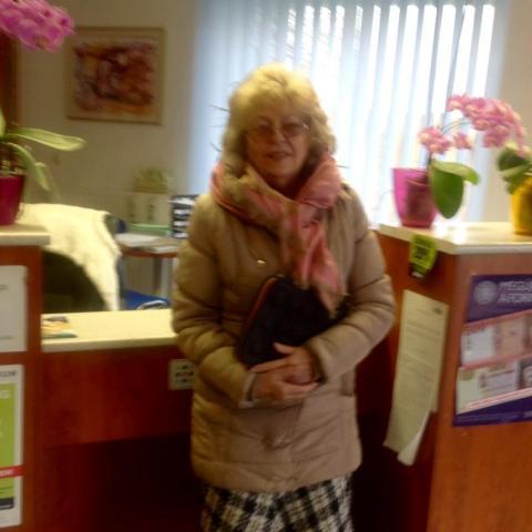 Lenke, 83 éves társkereső nő - Diósjenő