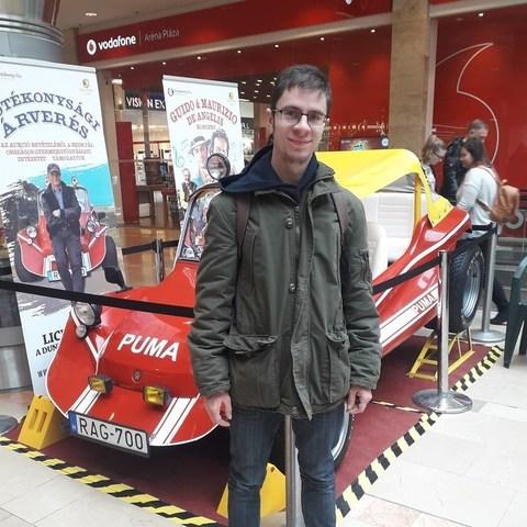 Ernő, 23 éves társkereső férfi - Mindszent