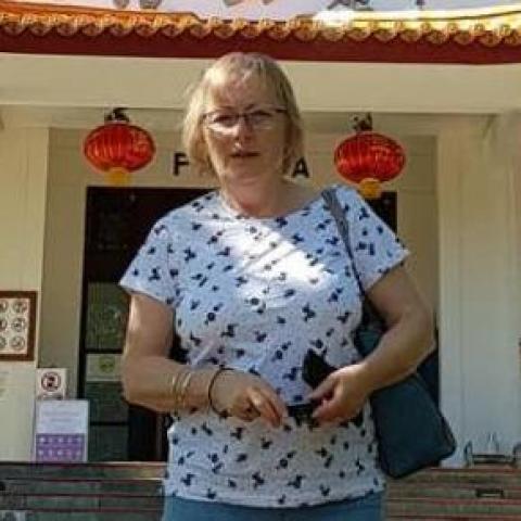 Katrin, 64 éves társkereső nő - Budapest