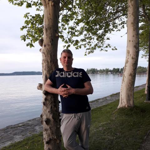 Attila, 43 éves társkereső férfi - Zamárdi