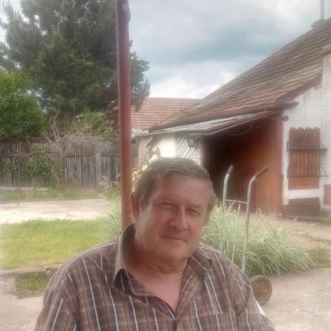 János, 67 éves társkereső férfi - Bény