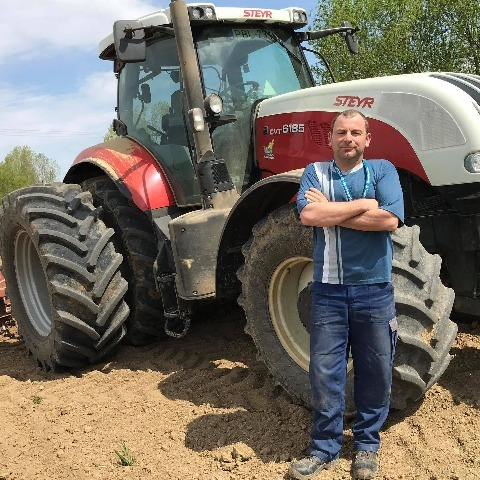 Gábor, 41 éves társkereső férfi - Váralja