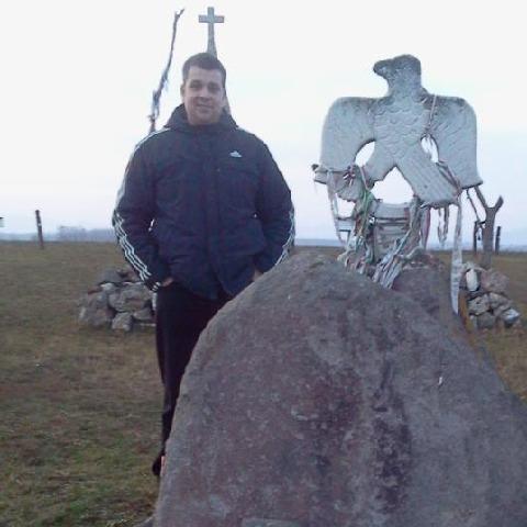 Roland, 35 éves társkereső férfi - Görbeháza