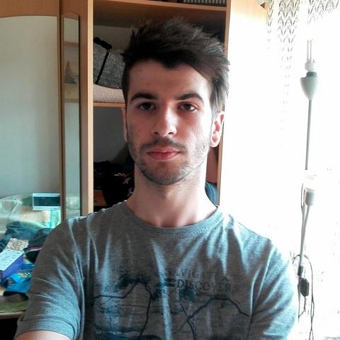 Gergő, 24 éves társkereső férfi - Nyíregyháza