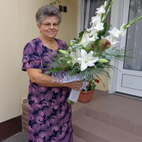 Teri, 65 éves társkereső nő - Szentlőrinc