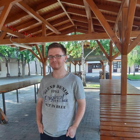 Tomi, 26 éves társkereső férfi - Tótkomlós