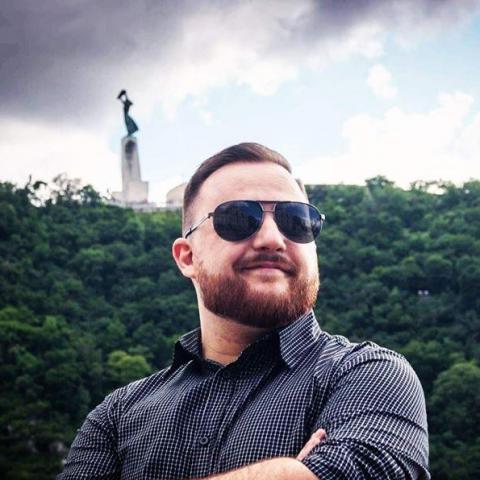 Gábor Krisztián, 28 éves társkereső férfi - Debrecen