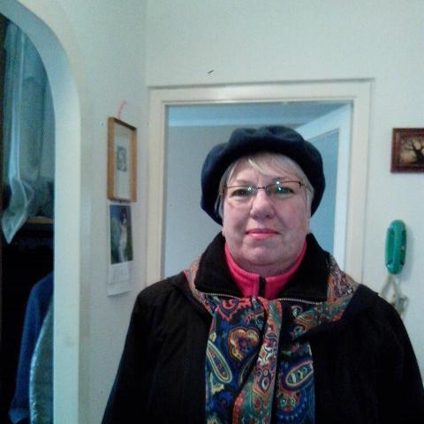 Mária, 74 éves társkereső nő - Budapest