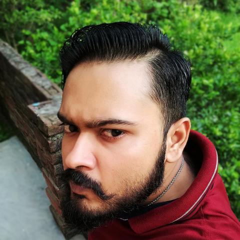 Mrityunjoy, 26 éves társkereső férfi - New Delhi