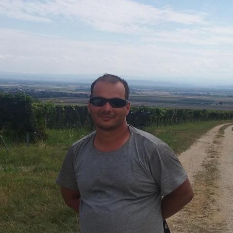 Attila, 42 éves társkereső férfi - Lőkösháza