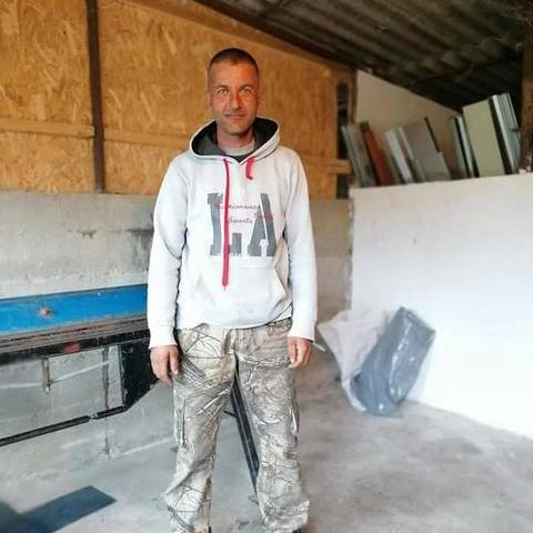 Attila, 45 éves társkereső férfi - Komádi
