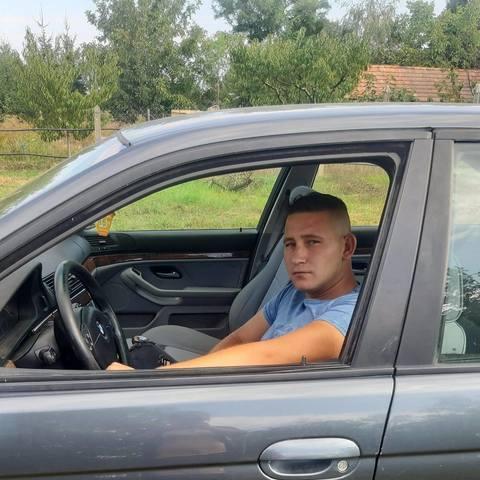 Zoltán, 26 éves társkereső férfi - Tiszaladány