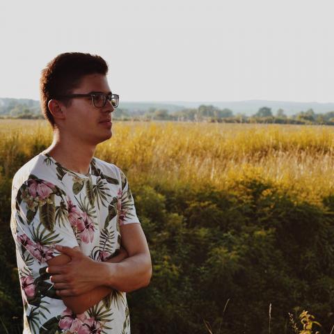 Patrik, 19 éves társkereső férfi - Szentlőrinc