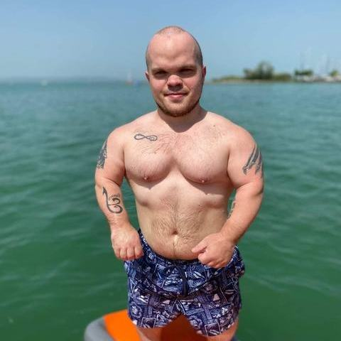 György, 24 éves társkereső férfi - Szentes
