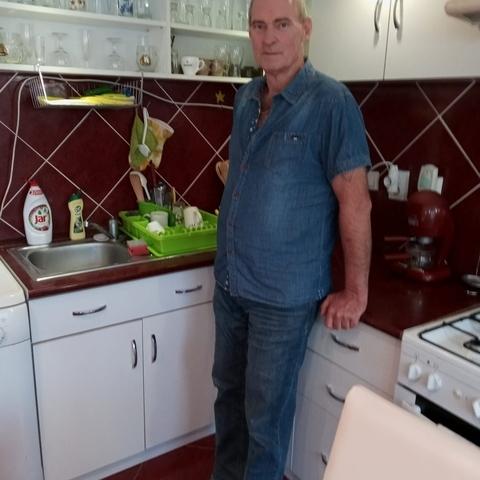Attila, 61 éves társkereső férfi - Mártély