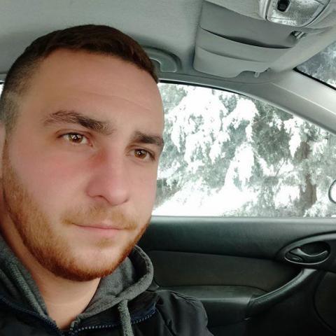 Tamás, 28 éves társkereső férfi - Tiszadada