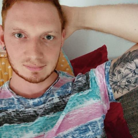 Mark, 25 éves társkereső férfi - Frankfurt